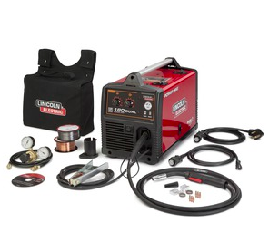 Marvelous Lincoln Electric Power Mig 180 Dual Mig Welder 110 220 V Wiring Digital Resources Indicompassionincorg