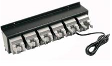 STREAMLIGHT STRION SERIES 6-UNIT BANK CHARGER- 120V AC