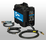 MILLER ELECTRIC MULTIMATIC 200 MIG/STICK/TIG WELDER- MVP 115/230V