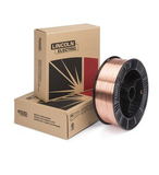 LINCOLN ELECTRIC SUPERARC L-56 33LB STEEL SPOOL