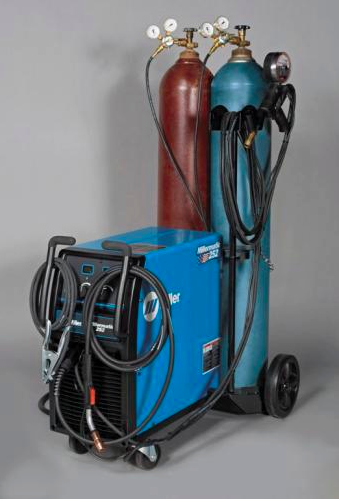 Miller Electric Millermatic 252 Package With Spoolmatic