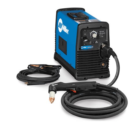 MILLER ELECTRIC SPECTRUM 875 PLASMA CUTTER-AUTO LINK- 20' TORCH