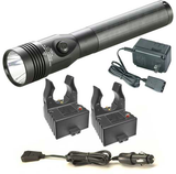 STREAMLIGHT STINGER LED HL W/ 120V AC/ 12V DC- (2 HOLDERS)