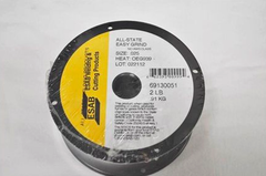 ESAB ALLSTATE EASY GRIND .025 X 2LB.  SPOOL
