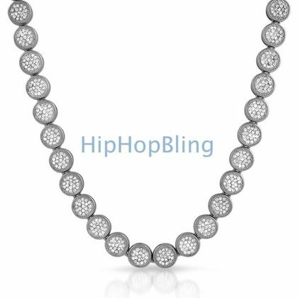 Turn Heads With Big Money Iced Out Chains To Rep Like Your Favorite Lyricist When You Order From Bling Blowout