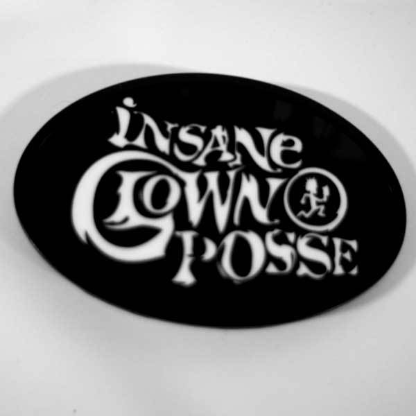 Insane Clown Posse Oval Belt Buckle