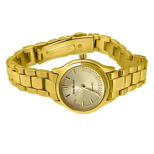 Womens Classic Gold Fashion Designer Watch