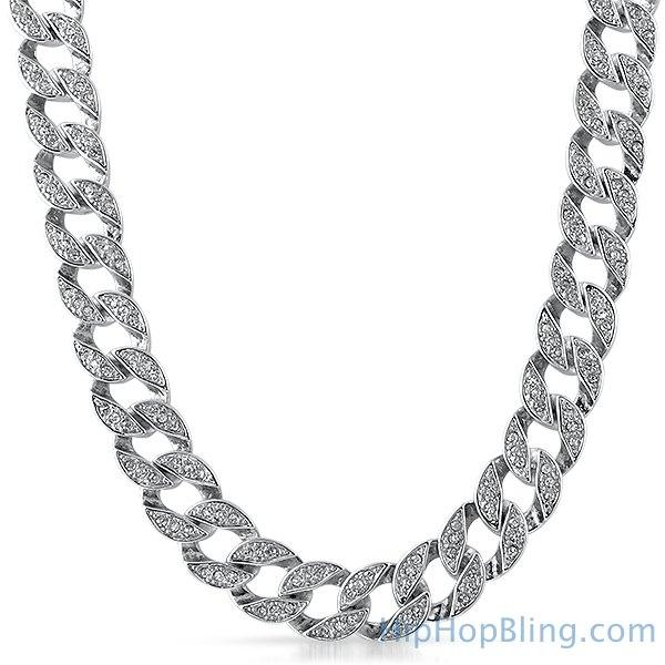 Bling Bling Miami Cuban Chain 15MM