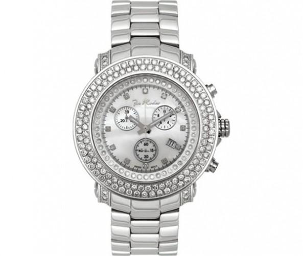 Joe Rodeo Watch 4.75ct Diamonds Junior