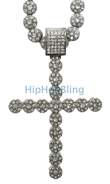 Bling Bling Cluster Chain Bling Cross Combo