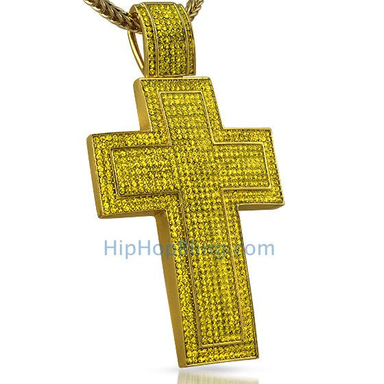 Bling Bling Cross XXL Mega Lemonade