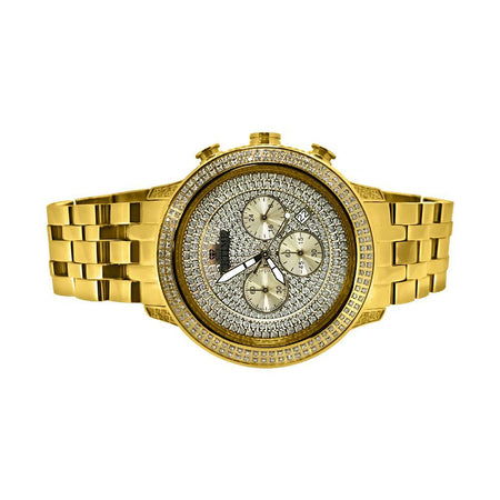 Bling Bling CEO Gold Hip Hop Watch