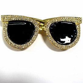 Gold Sunglasses Stunnaz Hip Hop Belt Buckle