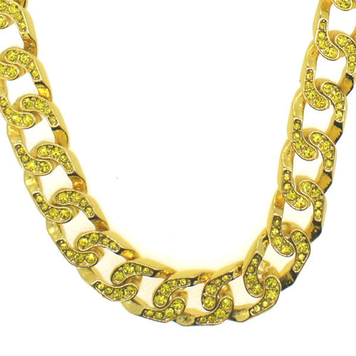 Lemonade Cuban Links Bling Bling Chain