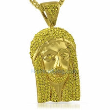 Totally Bling Lemonade Jesus Piece
