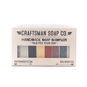 Bar Soap Sampler, 8-pc Set