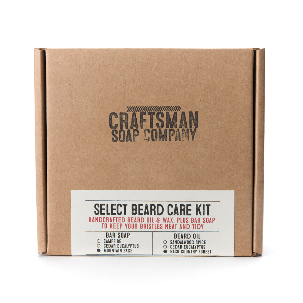 Select Beard Care Kit