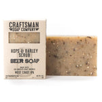 Beer Soap, Hops & Barley Scrub
