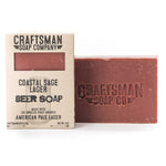 Beer Soap, Coastal Sage Lager
