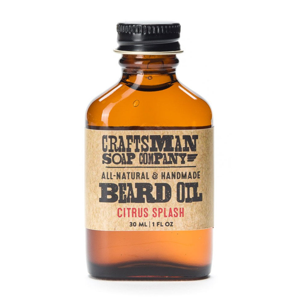 Beard Oil, Citrus Splash