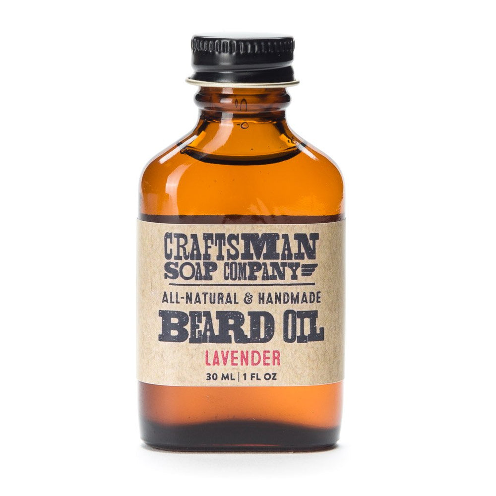 Beard Oil, Lavender