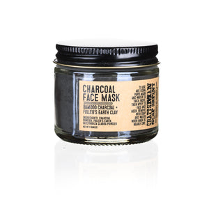Face Mask, Activated Charcoal