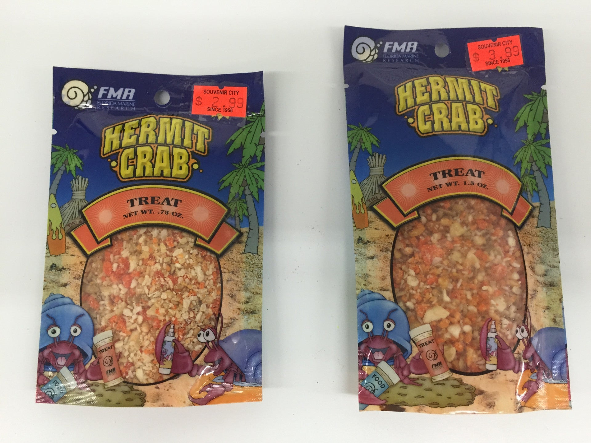 Hermit Crab Treat
