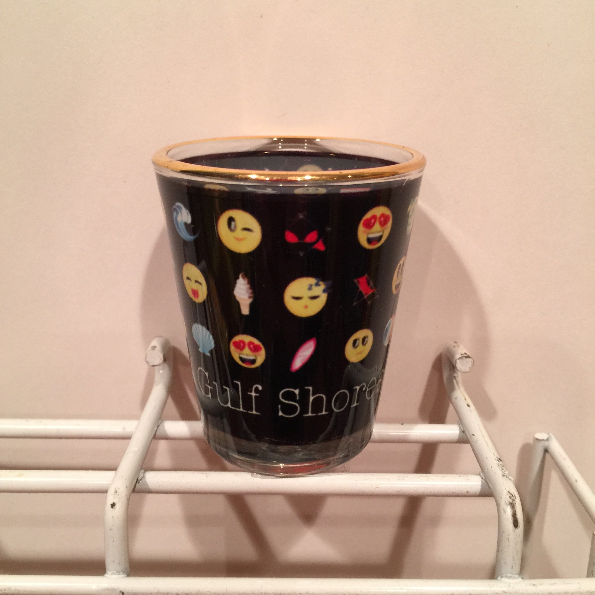 Emoji Shot Glass