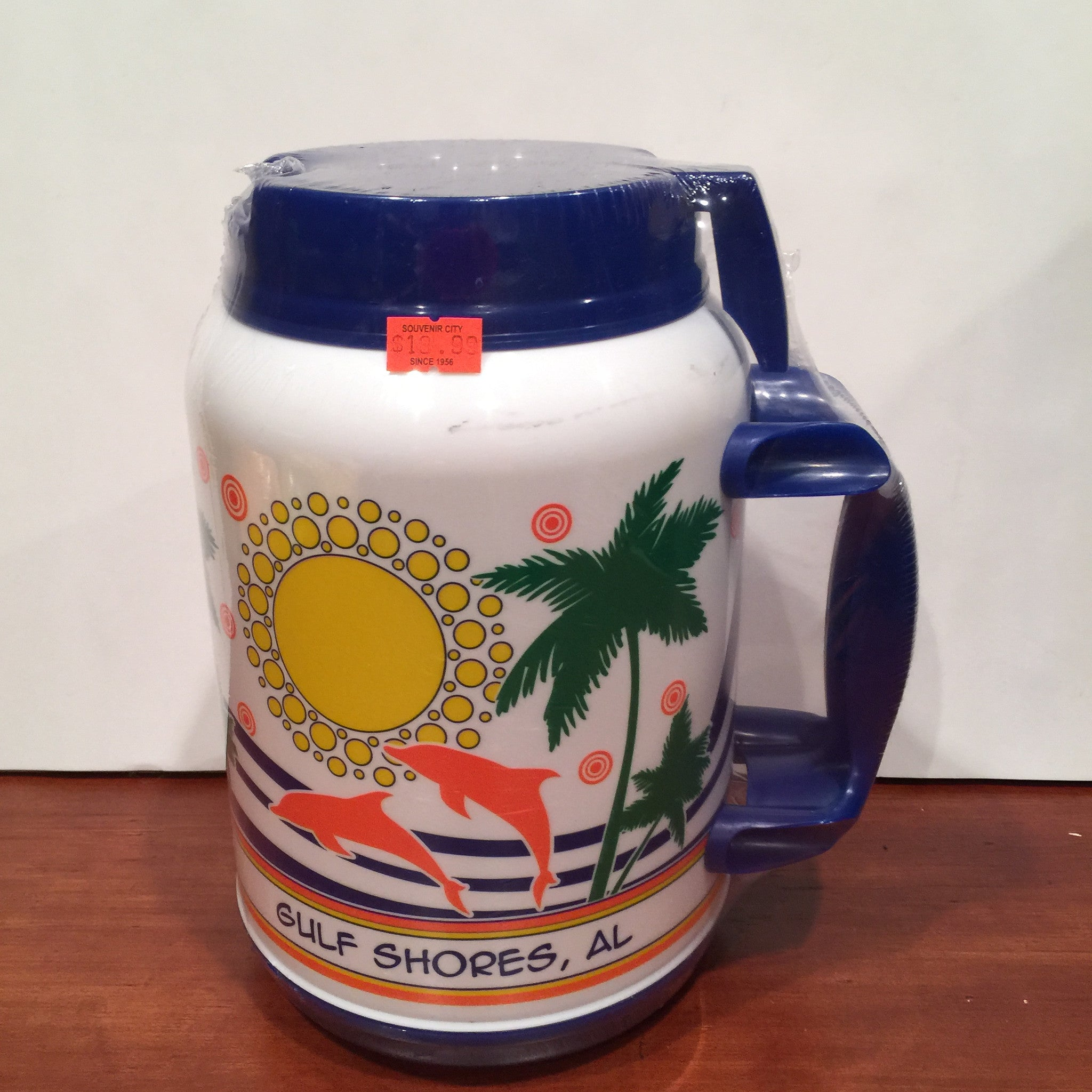 Gulf Shores Gallon Drinking Cup