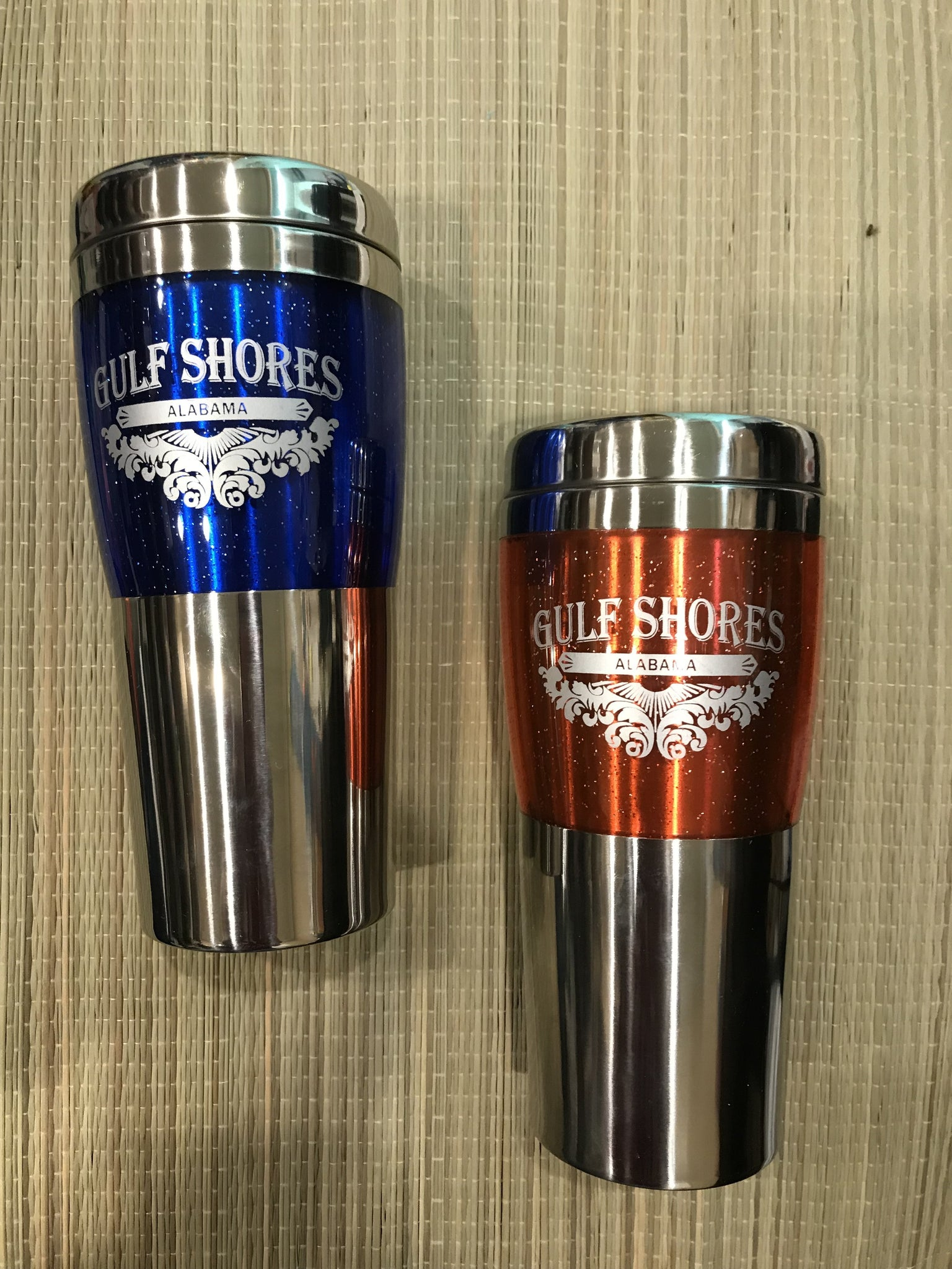 GS Stainless Hot/Cold Cup