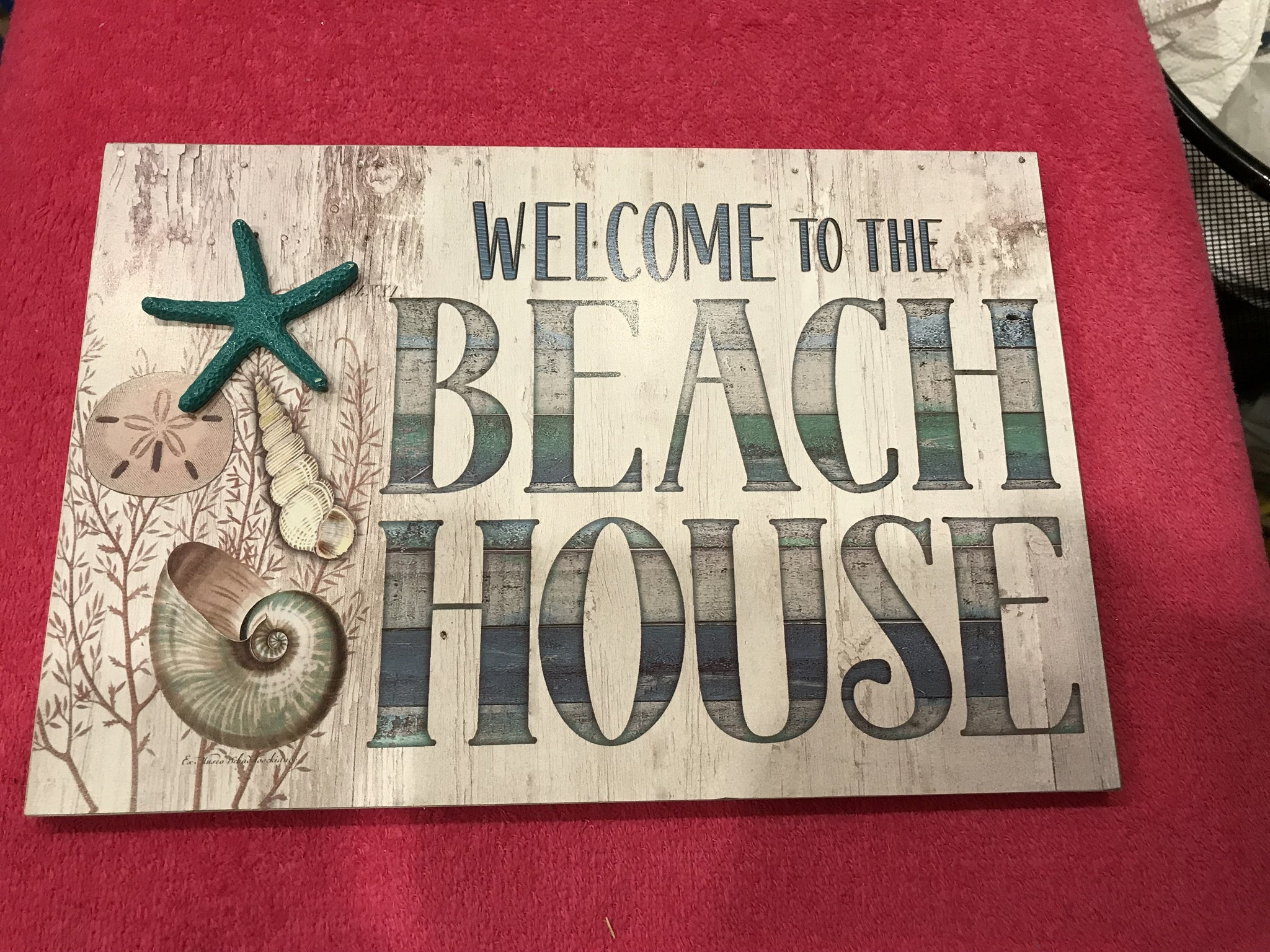 Welcome to the Beach House