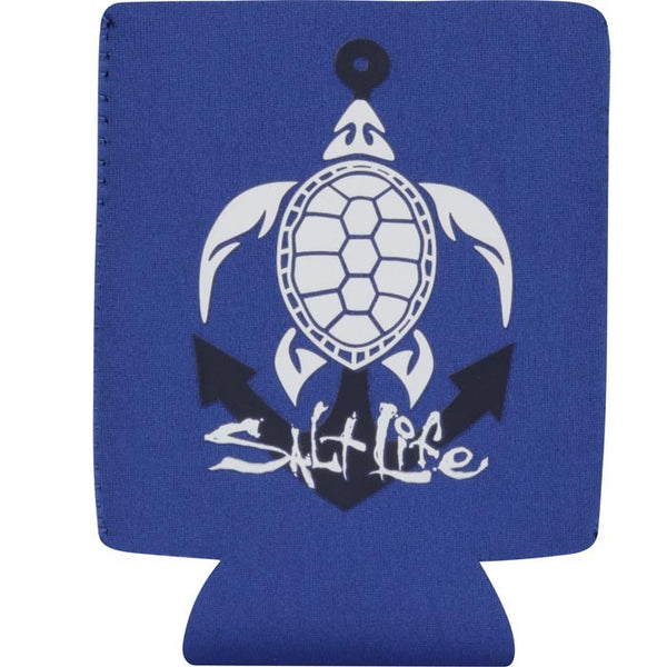Salt Life- Turtle Anchor Can Holder