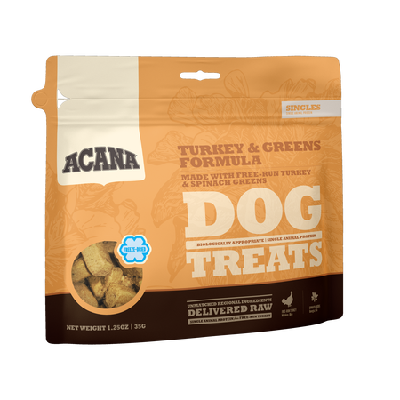 Acana Singles Turkey & Greens Treats