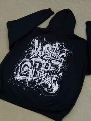 Writing To Survive Hoodie by WTS Clothing