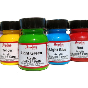 Angelus Leather Acrylic Paint 1oz