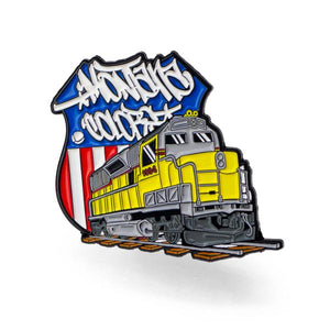 MTN Engine 94 Heavy Hitter Enamel Pin  - Limited Edition