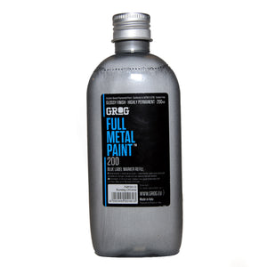 Grog Ink Full Metal Paint refill 200ml