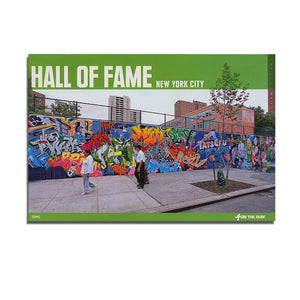 Hall Of Fame New York City Book