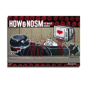 How & Nosm The Brazil Diaries Book