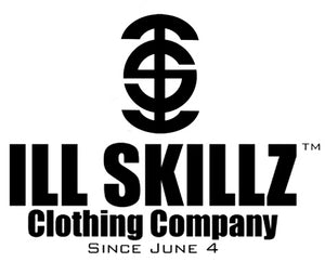 Ill Skillz Clothing Premium Full Print Street Art Socks - Ill Patterns