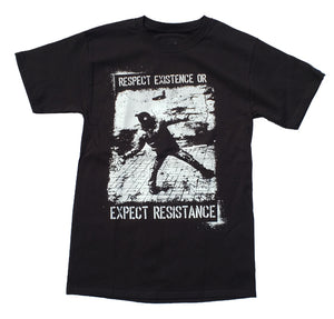 Indecline Respect Existence T-Shirt