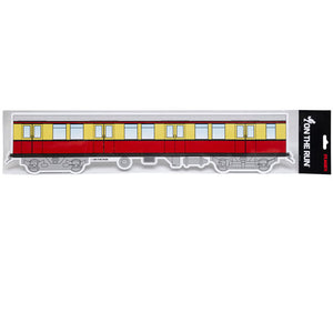 Large Berlin S-Bahn Transit Rail Car Magnet by On The Run