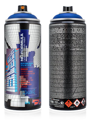 Montana Cans BLACK Limited Edition Spray Can - DEMS