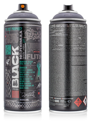 Montana Cans BLACK Limited Edition Spray Can - Most