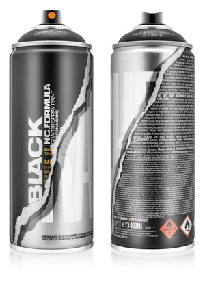 Montana Cans BLACK Limited Edition Spray Can - RAGE