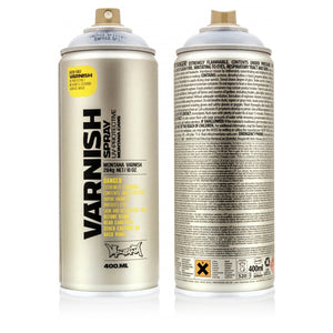 Montana TECH Varnish Spray 400ml