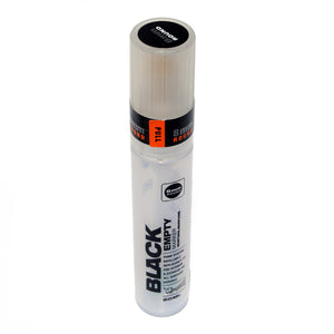 Montana BLACK Empty 8mm Round Tip Refillable Marker - InfamyArt - 2