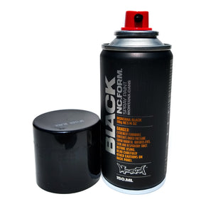 Montana BLACK Spider 150ml Spray Paint