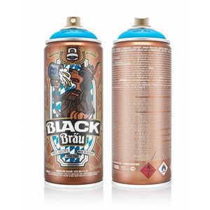 Montana Cans Limited Edition Spray Can - BLACKBRÄU Edition