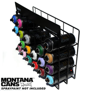 Montana Cans Studio Rack for 24 cans
